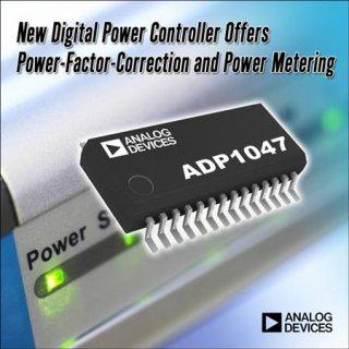 По словам производителя, микросхема ADP1047 стала первым в отрасли контроллером с... В ADP1047...